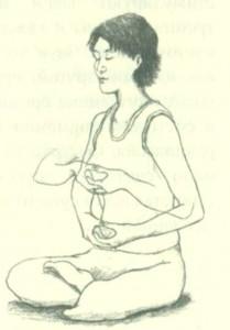 Завершение вибрационного упражнения